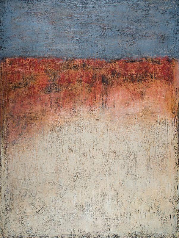 Jagged Edge, oil on canvas, 40″ x 30, Copyright © chriscoxart.com 2013 (Pennsylvania)