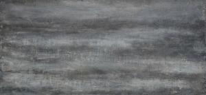 "Marsh, oil and ceramic stucco on canvas, 24″ x 18,"" Copyright 2018 chriscoxart.com"