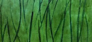 "December Twenty-ninth/ 2, oil on canvas, 24′ x 24,"" Copyright 2021 chriscoxart.com"