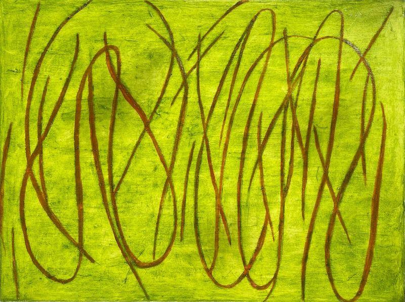 "Newfound Freedom (3/15/21), oil on canvas, 30″ x 40,"" Copyright © 2021 chriscoxart.com"